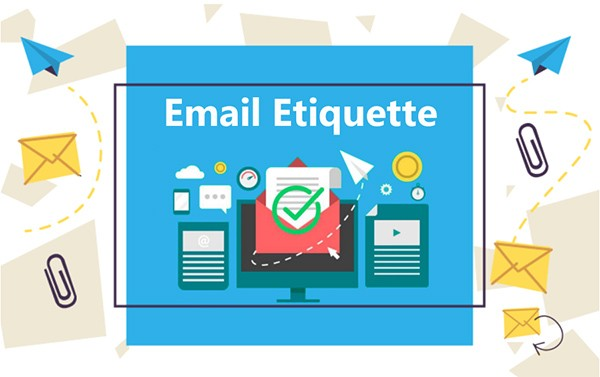 Ten Commandments of Email Etiquette