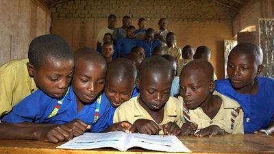 Africa-School-Children