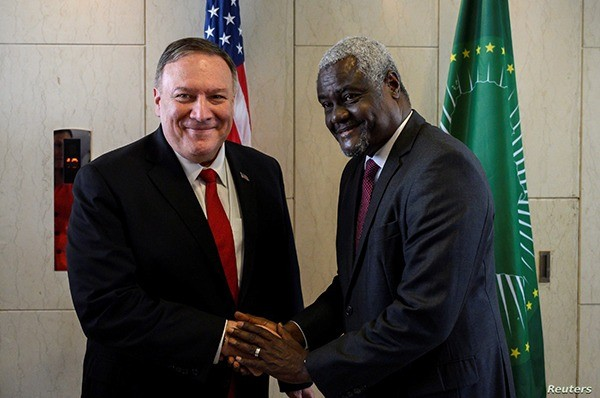 Pompeo-and-AU-Chair