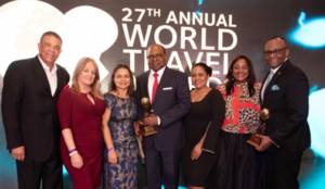 Jamaica Wins Top Accolades at World Travel Awards 2020